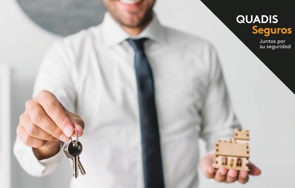 Seguro de Vida con la Hipoteca | Quadis Seguros
